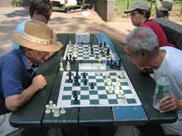 old chessplayers