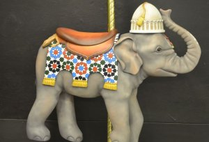 white elewphant